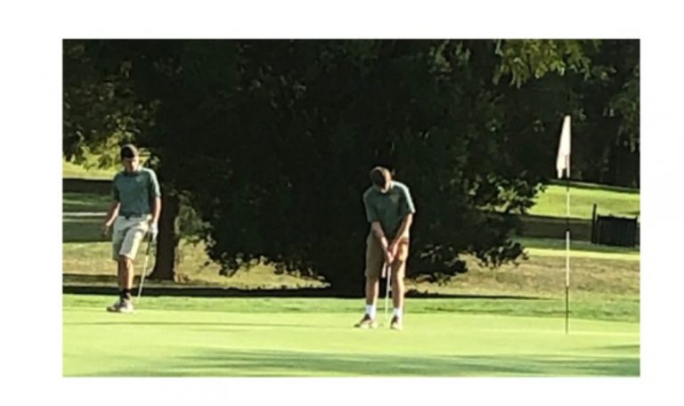 Golden Eagle golfers have mixed week