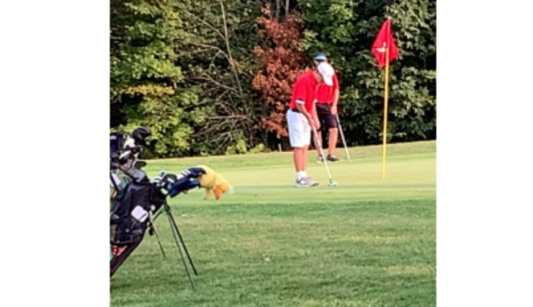 Alder, Brady Fox sit atop Madison County golfers