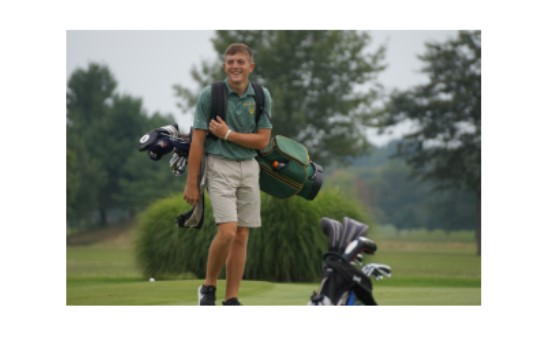 Golden Eagles defeat Greenon on the greens