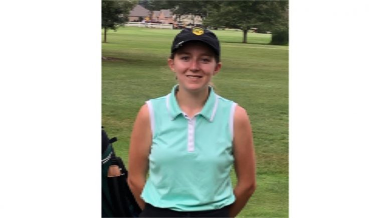Lady Golden Eagle Golfer Weis earns First Team OHC