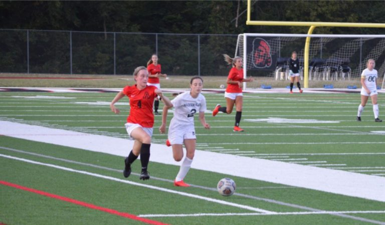 Alder girls soccer off to a blazing start