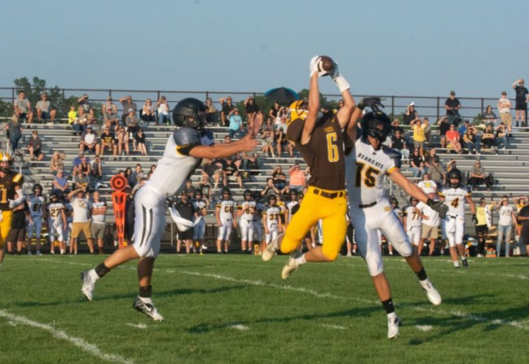 Air, Ground, Defense all lead WJ to win