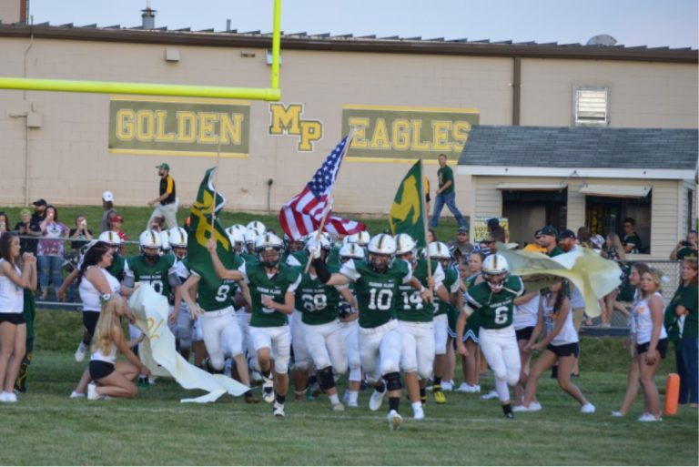 New Look Golden Eagles Start with a Win