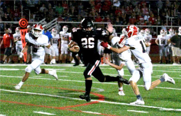 Sheridan scores late to top Alder