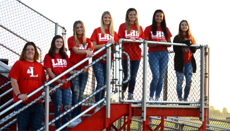 LHS students select Queen Candidates, Torch Bearers for Homecoming