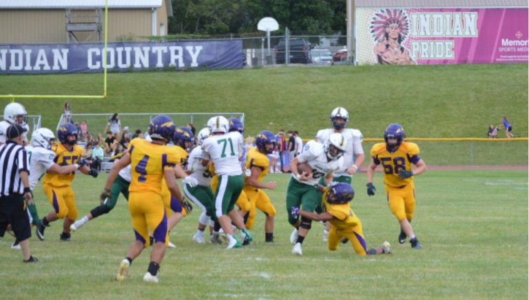 Eagles can't stop high-powered Mechanicsburg offense