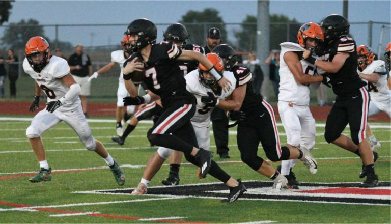 Alder builds momentum with win over North Union