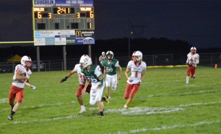 SE scores a variety of ways to defeat Madison-Plains