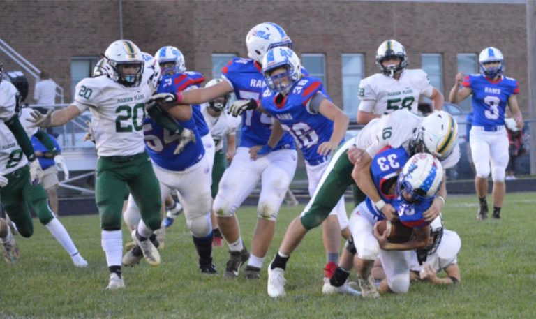 Greeneview's ground game runs over Madison-Plains