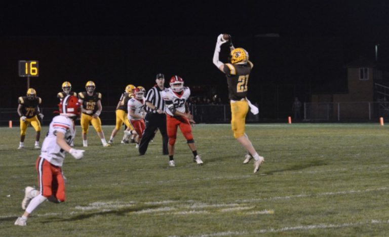 Roughriders take care of Cardinals to go 8-0