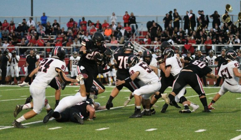 Alder pummels Bellefontaine for a happy Homecoming
